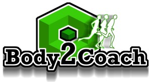 Body2Coach logo voor personal training