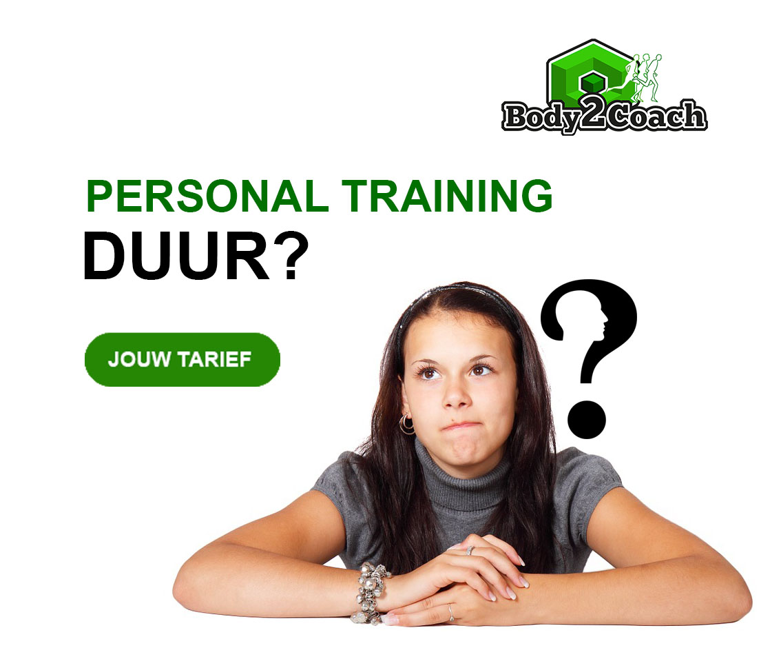personal training duur