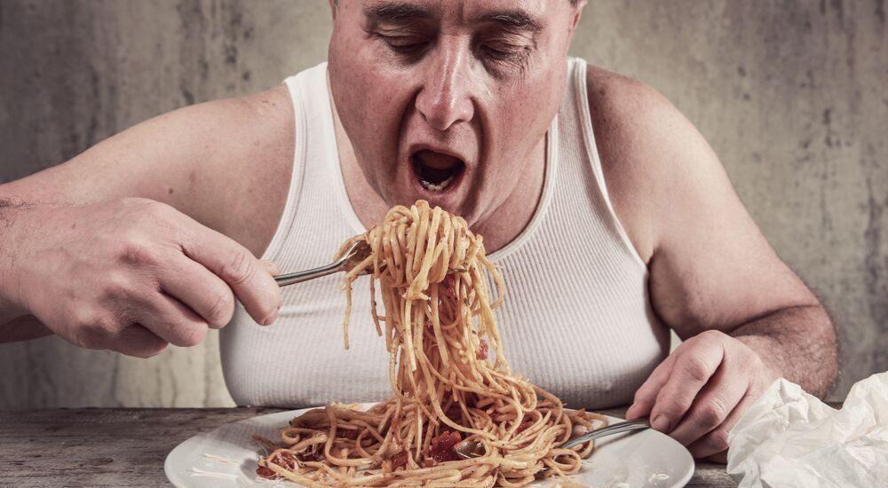 emotie-eten en afvallen