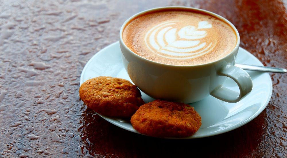 Een koekje hoort bij de koffie... of toch niet? 1