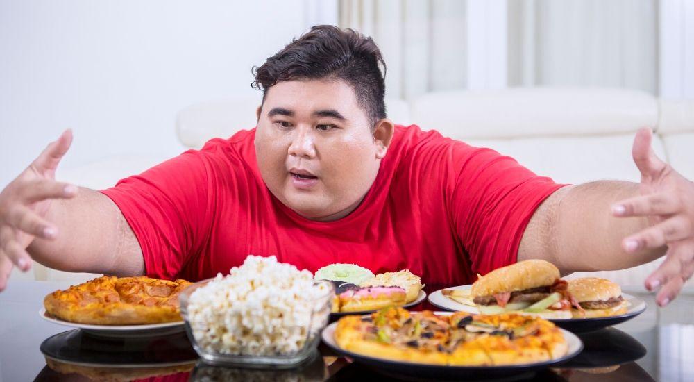 Compulsief eetgedrag en afslanken 1
