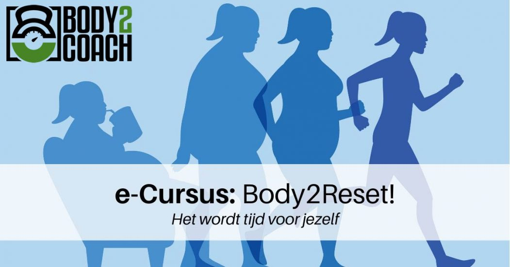E-cursus: Body2Reset - online afvallen! 1