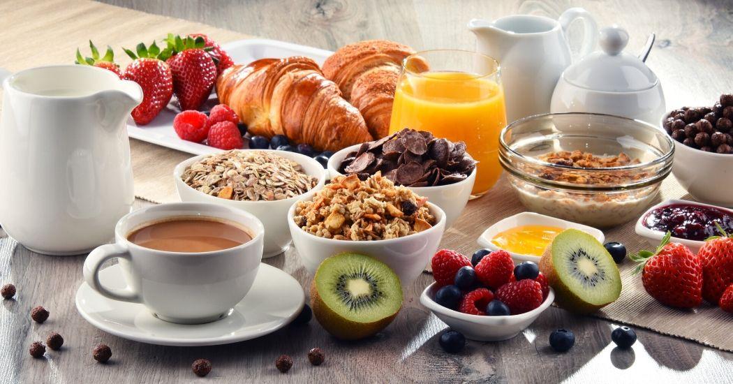 Ontbijten is niet nodig 2