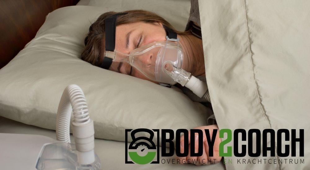 #2 Wetenschap in beeld: Slaapapneu bij vrouw met obesitas 7