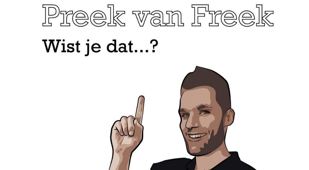 #157: Preek van Freek 2