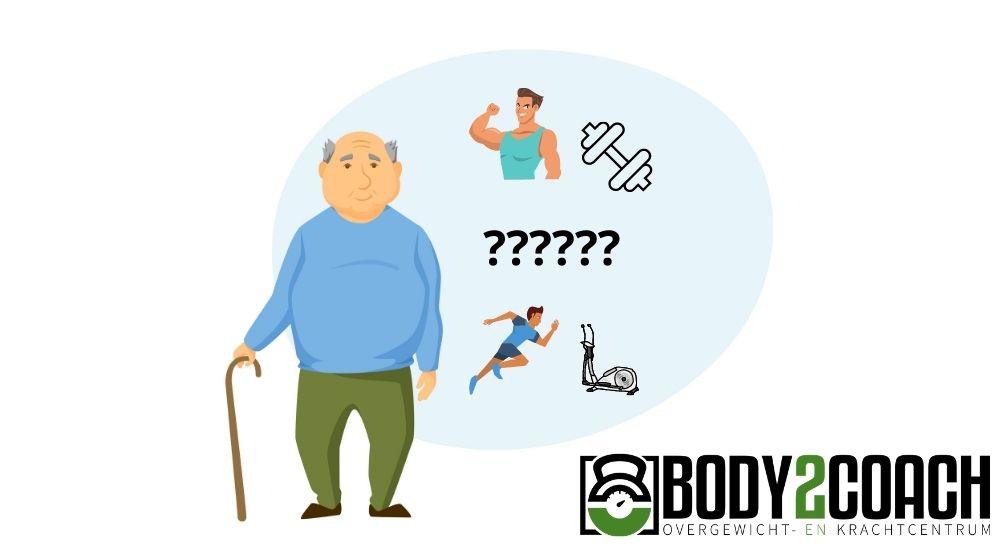 #6 WIB: Kracht en cardio bij ouderen met obesitas 1