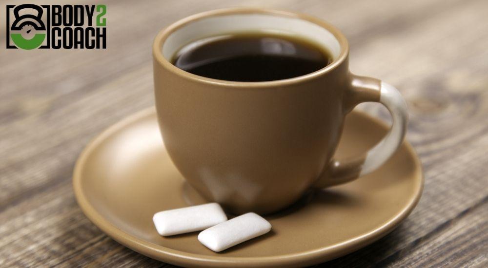 Cafeïne kauwgom? Werkt dat wel? 2
