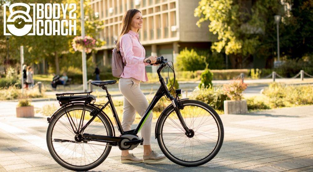 E-bike voor jonge mensen? 8